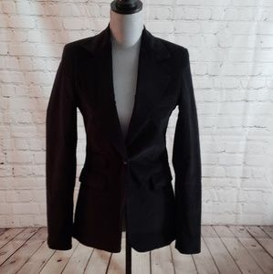 True Religion Velvet Tailored Blazer sz Small